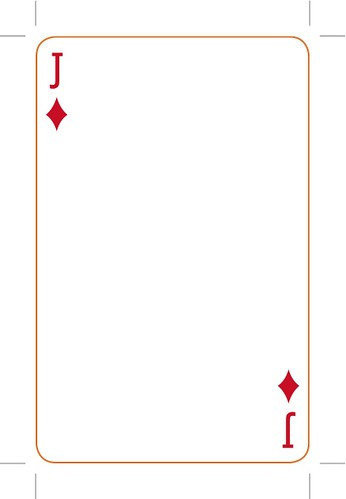 Deck Of Cards Template. free vector playing cards deck. playing ...