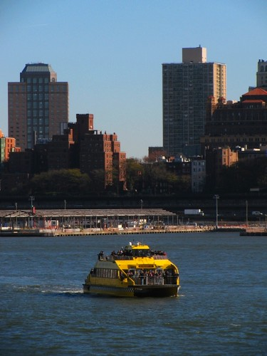 A Ferry in New York