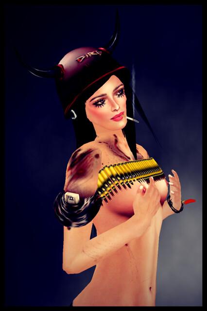 La Malvada Mujer - - El azate de los cuernos not free