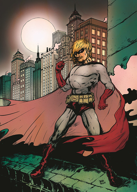 DW Superhero