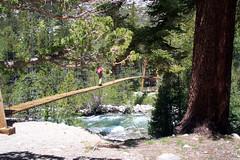 Bridge over Woods Creek