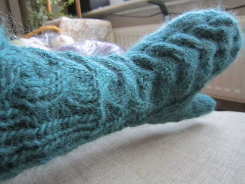 Bellas mittens