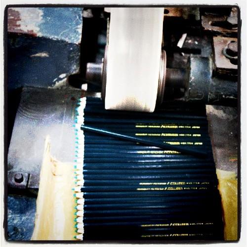 鉛筆の先を削る機械