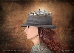 Magic of Belgrade (Dzodan) Tags: portrait girl momo magic imagination belgrade unreal kapor dzodan