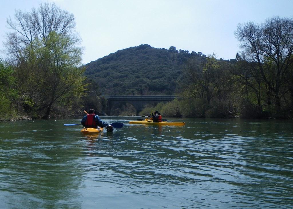 Descenso del Río Arakil en kayak 026