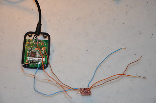 GPS and Logic Level Converter