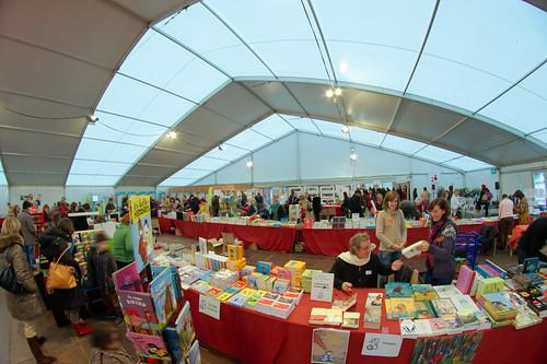 Festival du livre de jeunesse 2010