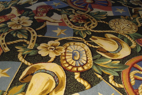 Carpet at the Gaylord
