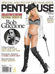 Penthouse - January 2011 USA