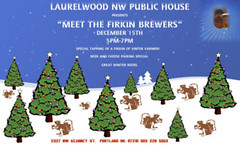 Meet the Laurelwood Firkin Brewers