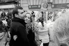 Malasaa - Madrid (Costas Lycavittos) Tags: madrid spain nikon streetphotography espana malasaa rastro d300 blackwhitephotos costaslycavittos nikkor20mmaismanual