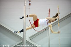 NCAA Pole Vault (n8xd) Tags: girls college sports field female women university track action michigan indoor womens pole svsu vault polevault ncaa collegiate 2010 saginaw glvc gliac d3s microwavephoto