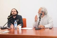 Claudio Sabelli Fioretti e Giorgio Lauro