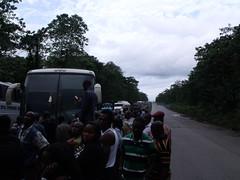 blocked road 2 (pchukwulozie) Tags: naija