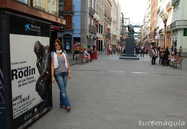 Calle de Triana - Las Palmas de Gran Canaria
