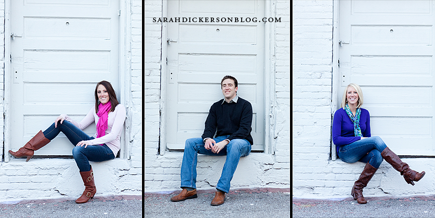 Crossroads Arts District Kansas City family photographers