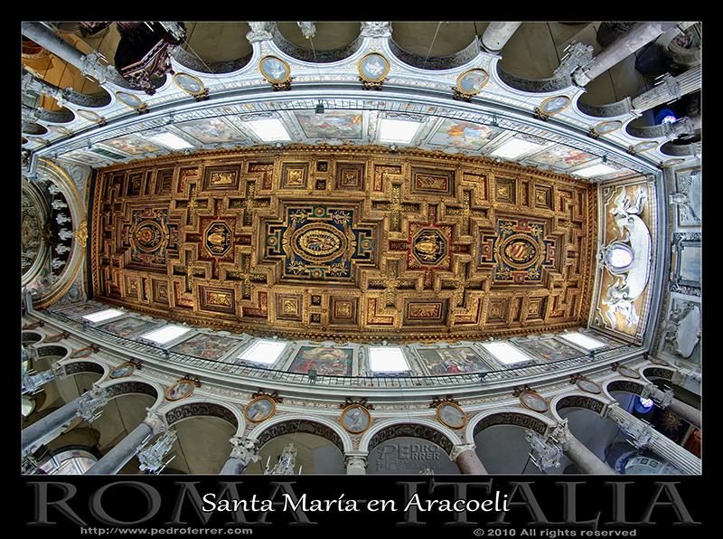 Roma - Santa María in Aracoeli