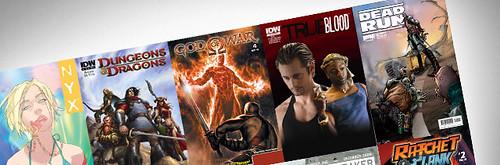 Digital Comics - December 8