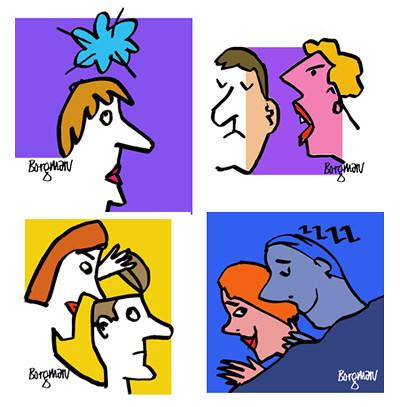 Cartoons A
