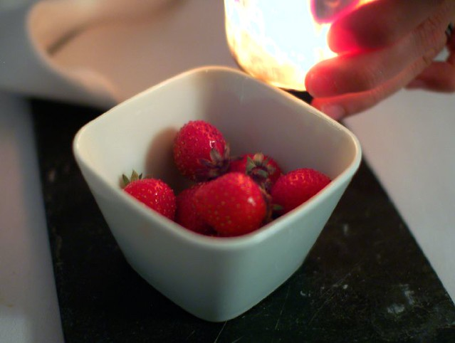 Mignardises - Wild Strawberries