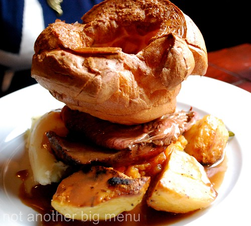 The Oxen (Manchester) Sunday roast