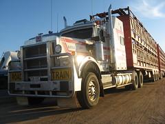 Marmon Triple (Black thunder_84) Tags: truck australia livestock roadtrain marmon grahamhoward