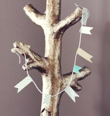 happy tree garland (sweetjessie) Tags: mt sweetlulu washitape