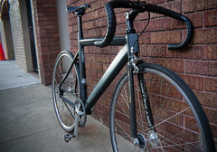 Coles Bike! (MitchGordon) Tags: road bike track ace leader fixie dura bycicle deda omnium