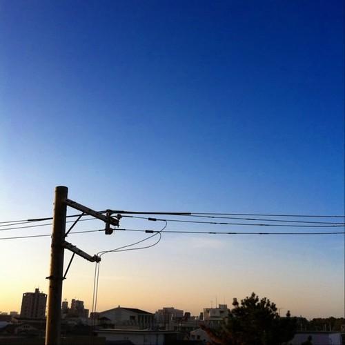 今日の写真 No.98 – 昨日Instagramに投稿した写真(4枚)/iPhone4 + Photo fx