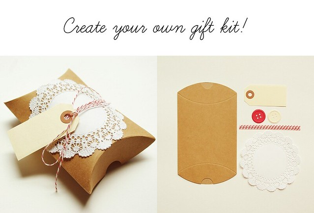 Custom Gift Kit from packagery