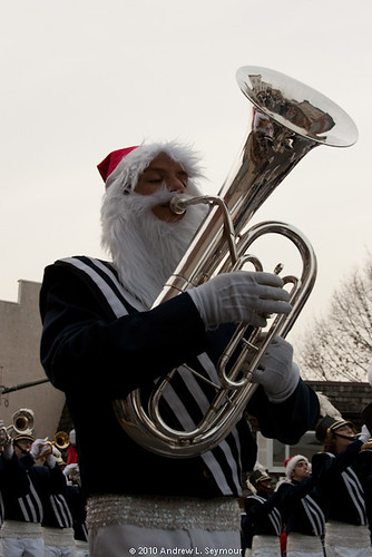 One of Santa's musicians (080)