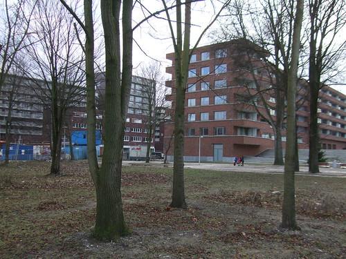 Staalmanplein, Slotervaart