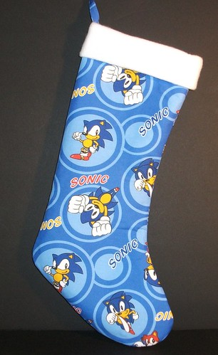 Sonic Stocking