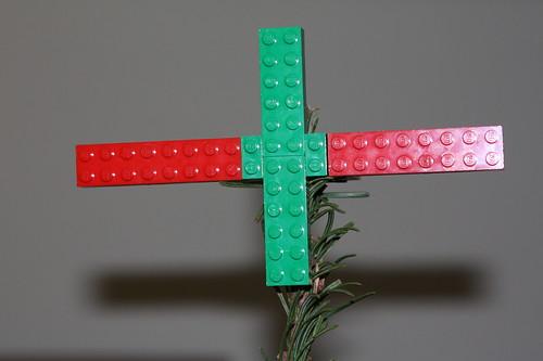 Ezra's Lego star