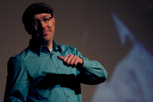 Joel Grus - Ignite Seattle 12