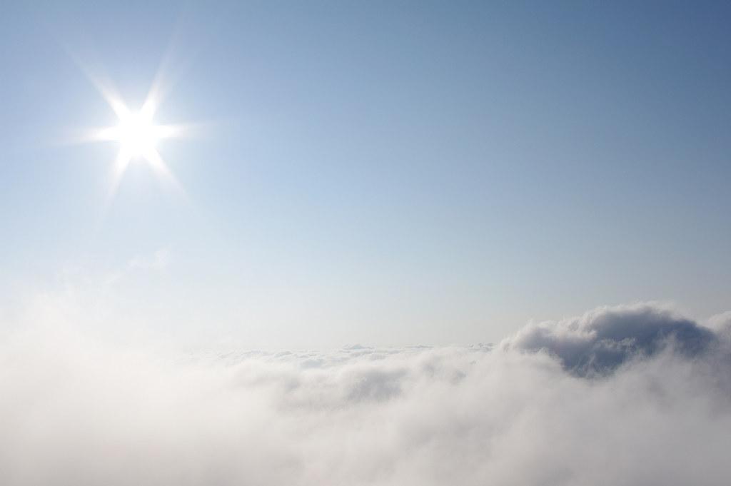 陽明山雲海