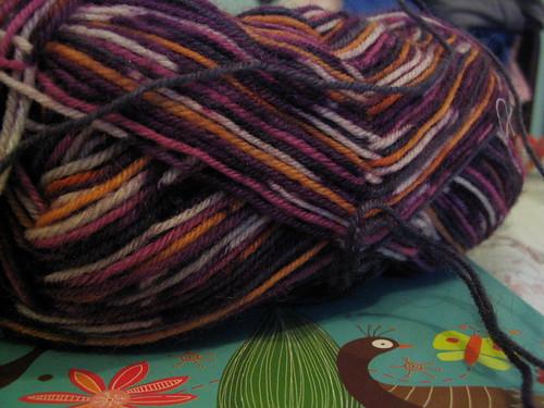 Flutterby yarn