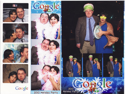 Google Party Photobooth