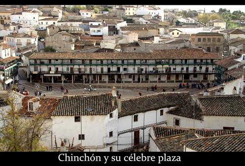 Chinchón. Madrid