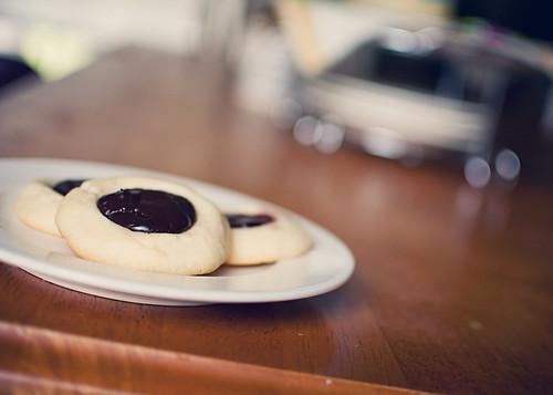 ganache cookie 1