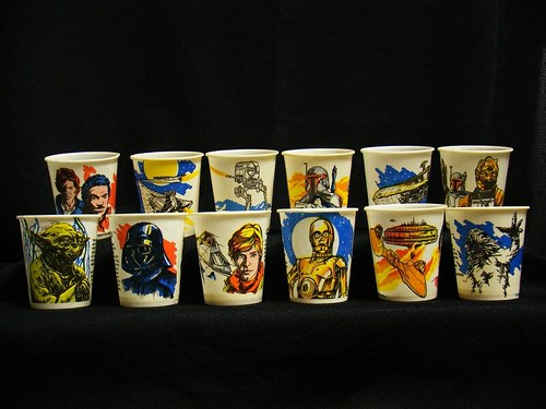 Famous Collectible of the Day 035 - Dixie Cups | The Bothan Spy XK31