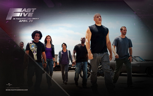 hollywood movie wallpapers. Fast Five Movie Wallpaper