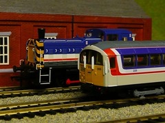 Model Railway (Richard and Gill) Tags: isleofwight bachmann britishrail iow nse shunter oogauge networksoutheast class03