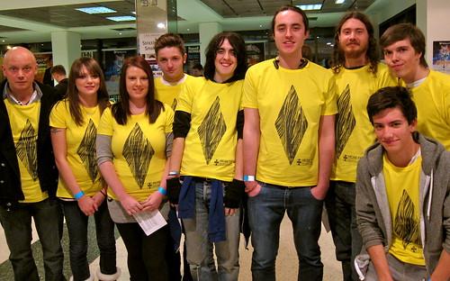 Cardiff volunteers!