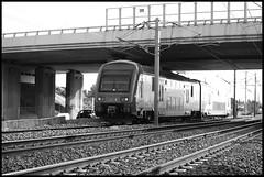 One day on the rail II (RUCgost) Tags: france color train graffiti metro rail railway chrome vandal graff couleur voie ferrée sncf ter