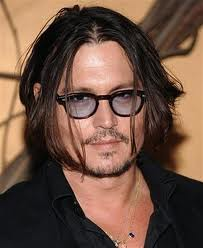Johnny Depp fashion eyeglasses- wayfarer
