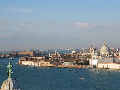 Grand canal wide from San Giorgio 6929
