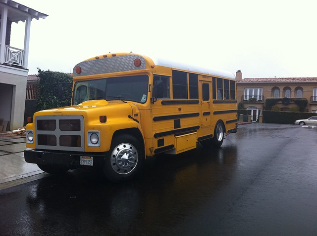 School Bus of Fear