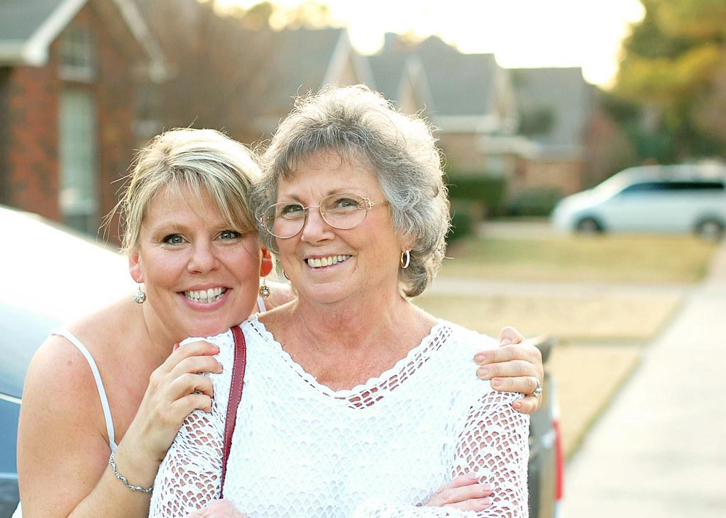 Brook, Mom 2010