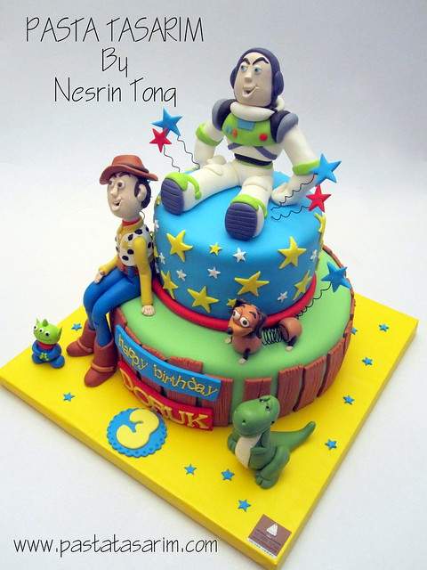 TOY STORY CAKE -DORUK BIRTHDAY